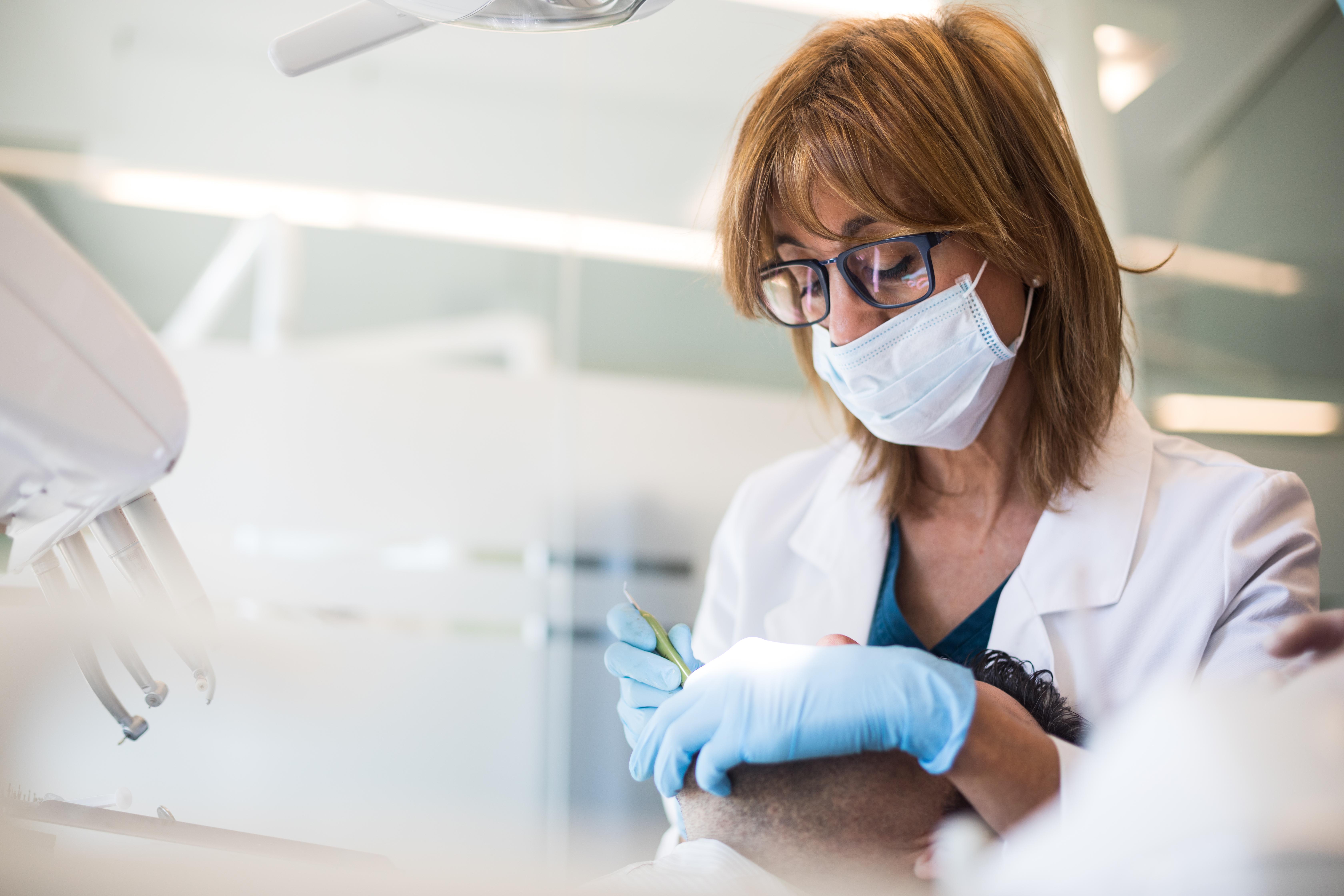 Implantes Dentales en San Sebastian de los Reyes